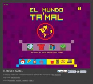 El Mundo TA'MAL · Videojuego